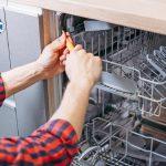 علت تخلیه نشدن آب در ماشین ظرفشویی دوو