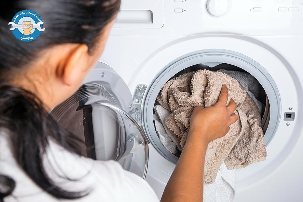 علت ارور OE در ماشین لباسشویی دوو