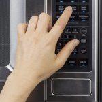 بررسی علت خرابی دکمه های لمسی ماکروفر دوو